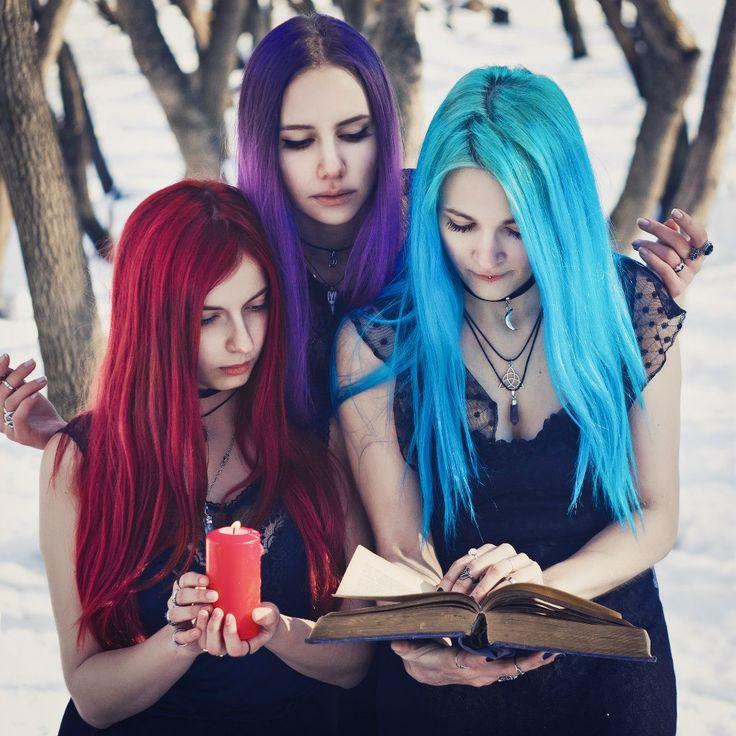 хоть лесбиянки с цветными волосами порно фотографии