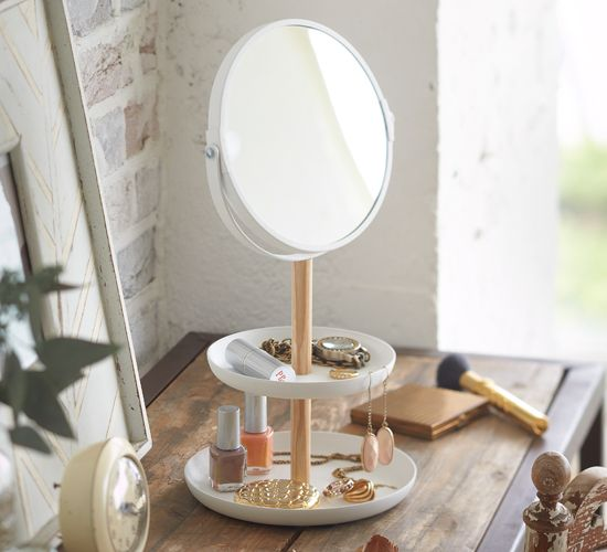 tosca-mirror & jewerry tray