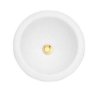 """Porcher Luna Countertop Lavatory (13 3/4"""") Drop-in"""