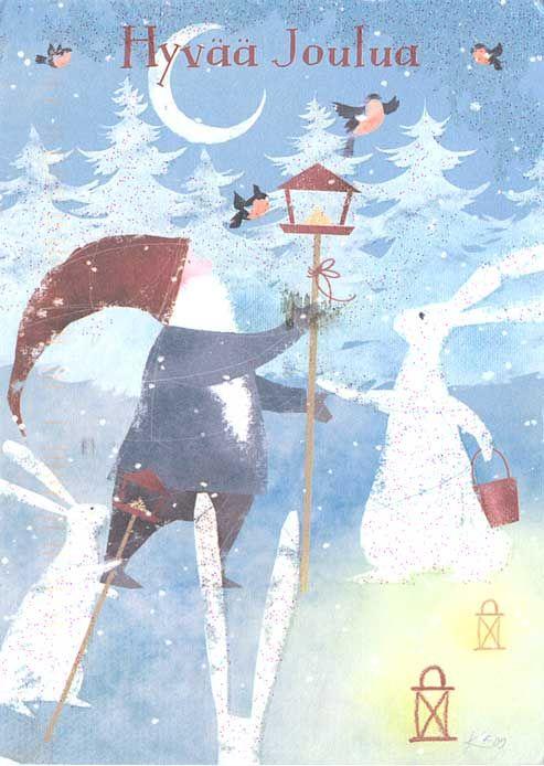 Hyvää Joulua - Merry Christmas from Finland 1 of 2