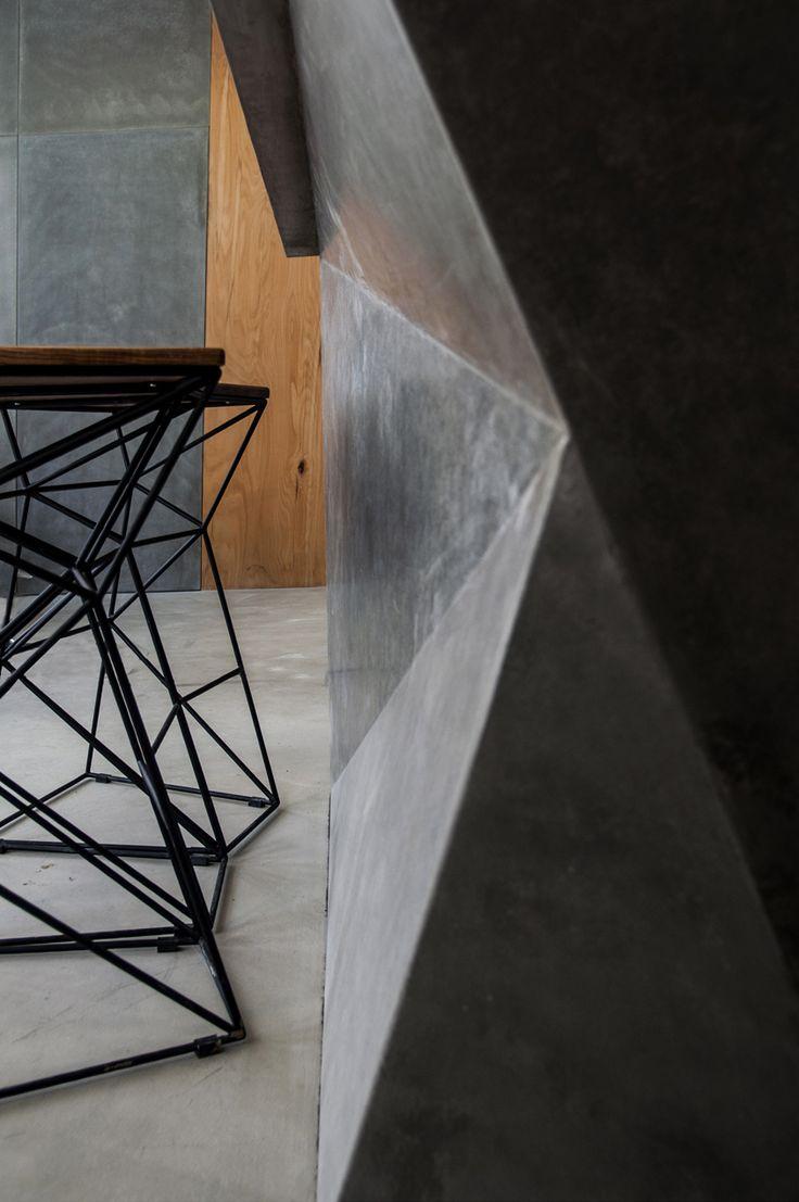 showroom betone I concrete design