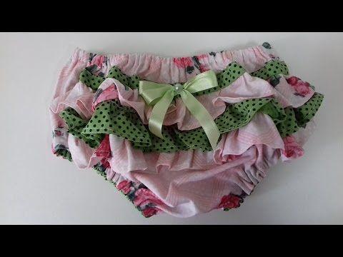 Como fazer calcinha Bunda Rica, ou Tapa Fralda .Calcinha de criança, arte em tecido, arte de paninho, você encontra lá no grupo. beijos