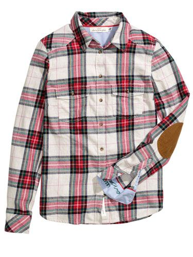 12 Plaid Shirts - Women's Plaid Shirts For Fall - Redbook
