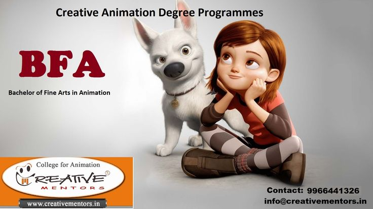 Pin by creative mentors on best animation college