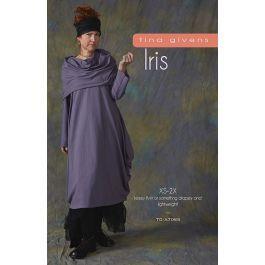 Sy klänningen Iris med detta mönster