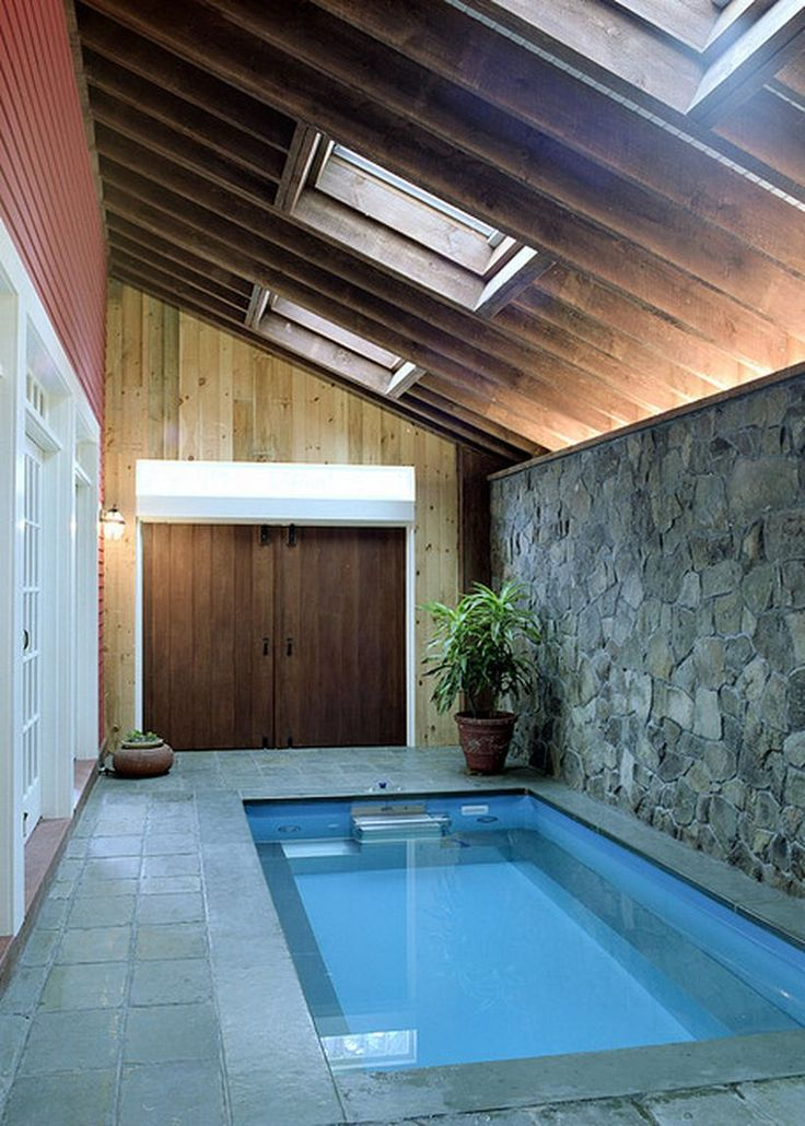 Best Small Indoor Pool Ideas On Pinterest Indoor Jacuzzi - Indoor pools in houses