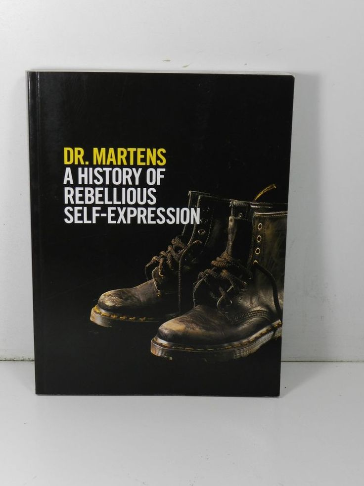 Vgt Dr. MARTENS a history of rebellious self-expression Martin Roach