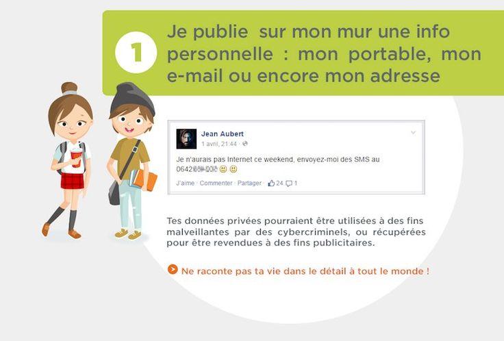 """5 règles de bonne conduite sur les réseaux sociaux : """"Réfléchis avant de poster"""""""