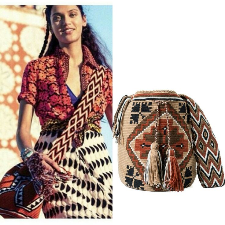 Wayuu bag at www.fullmoonrise.com