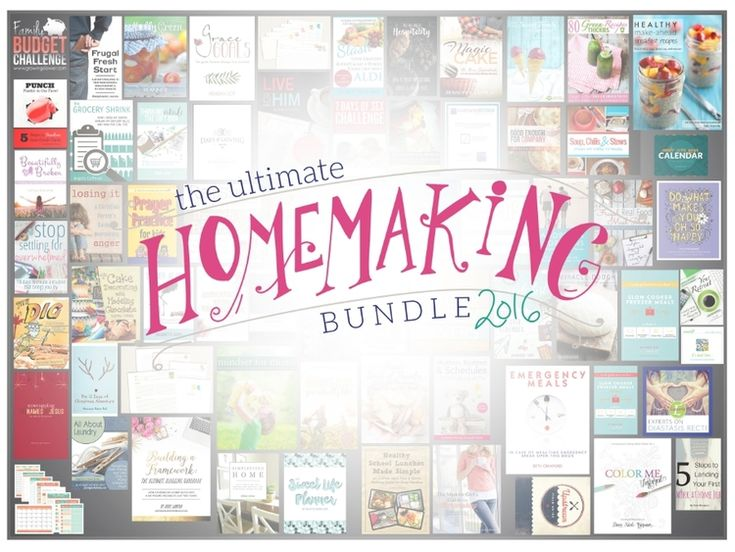 Today I want to share with you one of my favorite resources that only enters the scene once a year for a few days. It is an incredible bundle of books and resources for us that is only available for 6 days and then it is gone. This year the collection is fantastic!! ENDS TONIGHT!!