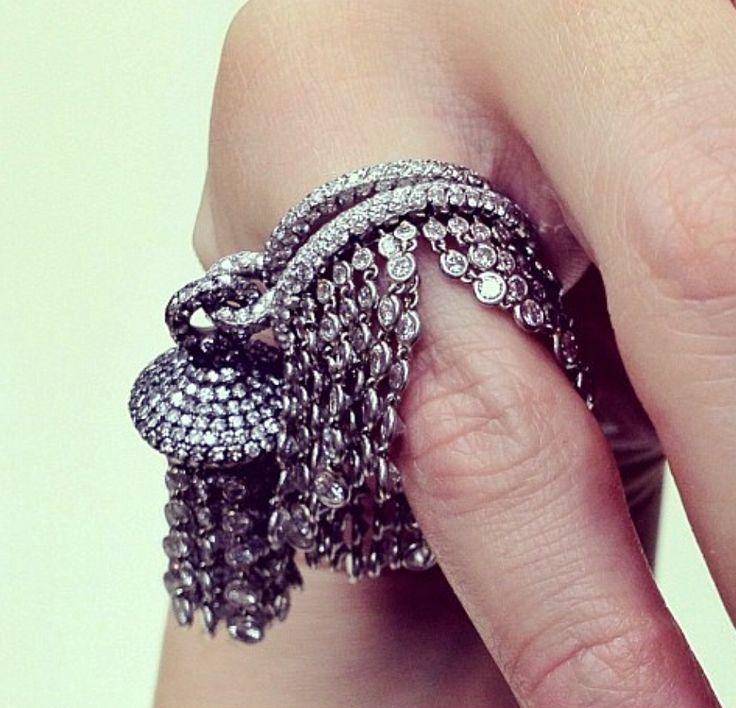 Jewels by JAR #jarparis #jar #joelarthurrosenthal #jewelsbyjar via Lily Gabriella