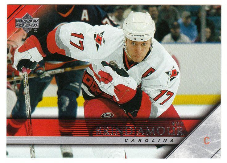 Rod Brind'Amour # 281 - 2005-06 Upper Deck Hockey