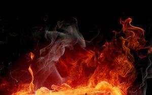 Flame - скачать обои на рабочий стол