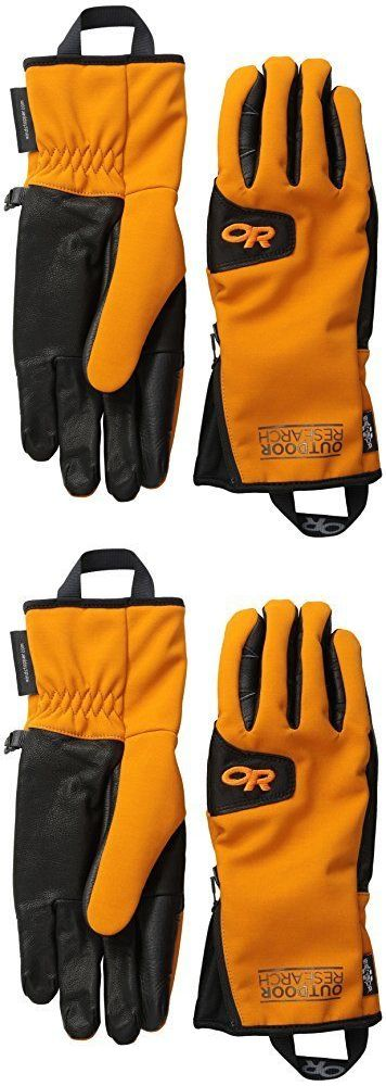Gloves 181359: Outdoor Research Men S Storm Tracker Sensor Gloves Bengal Medium, New -> BUY IT NOW ONLY: $83.8 on eBay!