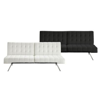 emily futon   target mobile perfect for the nursery and it u0027s faux leather vs micro suede like mist others so easy to wipe off and key clean  378 best brandlive images on pinterest   living room armchair and