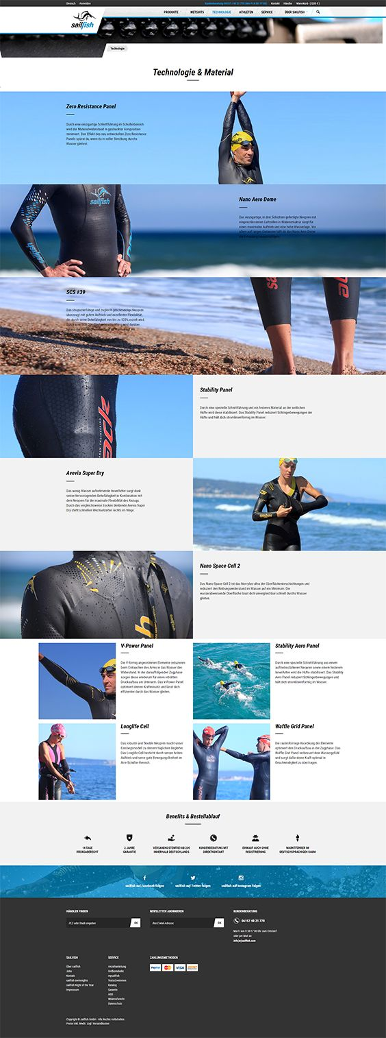 #ShopwareDesign #ShopwareTheme #ShopwareShop #eCommerce #eCommerceSoftware #eCommerceplatform #Onlineshop #Outdoor #Swimming