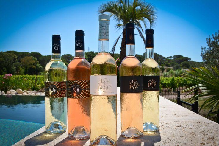 Nos rosés et nos blancs sous le soleil de Provence