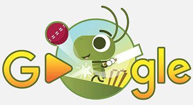 CrickHIT for Six in today's #Cricket #GoogleDoodle! 🏏 Score: 6