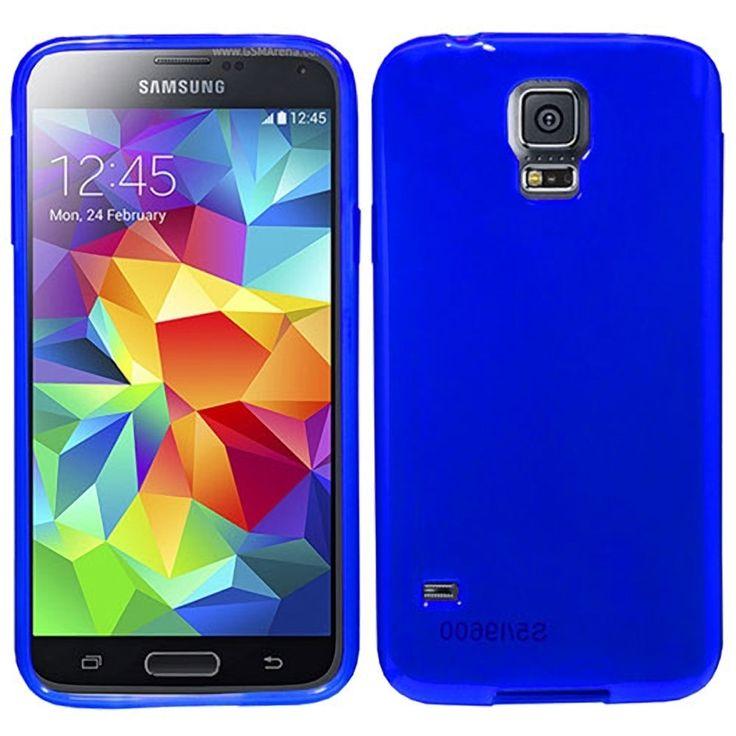 Samsung Galaxy S5 Crystal Skin Smoke #PH-CKSAGS5TR