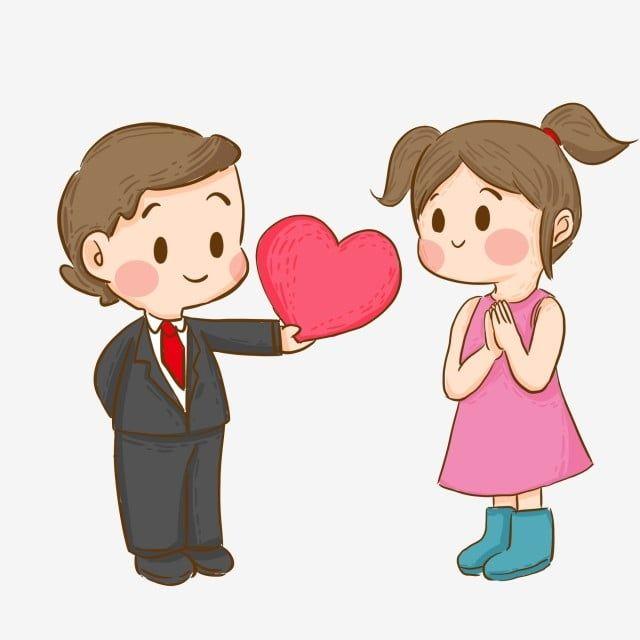 Romantic Couple Giving Love Elements Romantic Couple Send Love Png Transparent Image And Clipart For Free Download In 2021 Love Png Romantic Couples Cartoons Love
