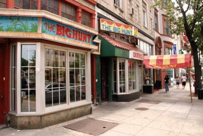 Top Ten Bars in Washington D.C.'s Dupont Circle