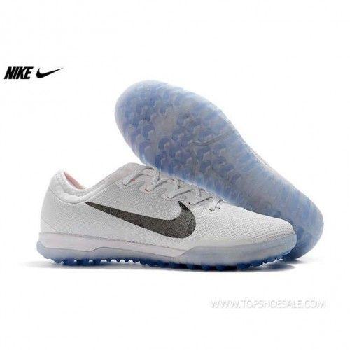 9b1c1954916 2018 FIFA World Cup Nike Mercurial VaporX XII Pro TF AH7388-107  White Metallic Cool Grey Football shoes