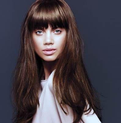 #moka #mokahair #lorealpro #haircolor #hairstyle #trend #hairtrend