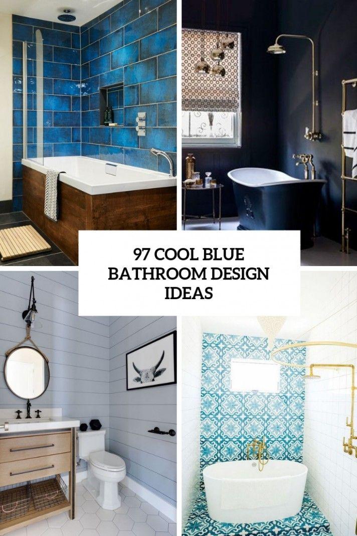 Blue Bathroom Remodel Ideas