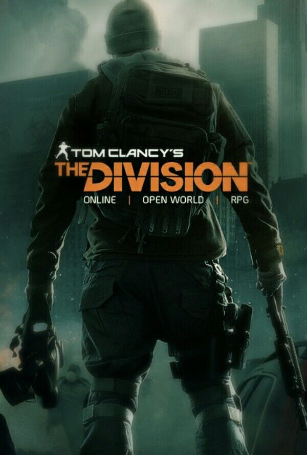 Tom Clancy's The Division. This game is gonna be awesome,  can't wait.  #ps4