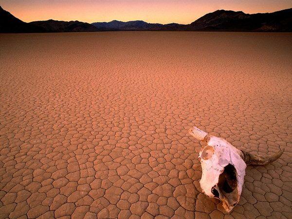 Death Valley, California, USA / Долина Смерти