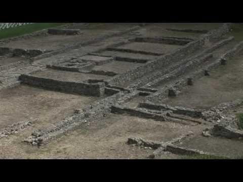 ローマ帝国の国境線
