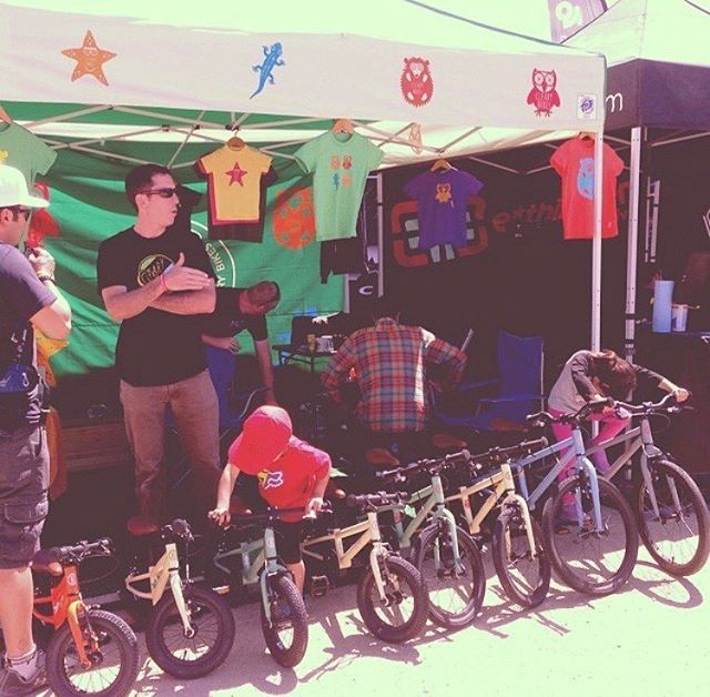 #TBT! Cleary Bikes first time @seaotterclassic back in 2014. Jeff Andy Ryan and I will be there this year! April 19-22. Come on by enjoy the fun and say HI!