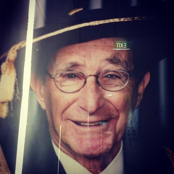 The Hon Emeritus Professor Peter Baume AO