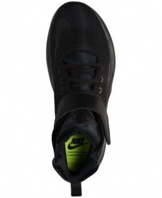 38ed32872283 Nike Men s Kwazi Basketball Sneakers from Finish Line - Black 11.5   basketballsneakers