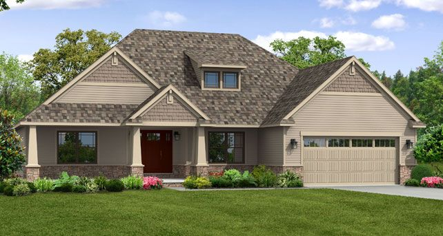Ranch Home Floor Plans The Yorktown Wayne Homes Home