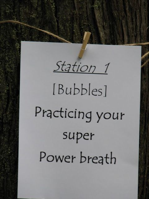 Super Hero Party Stations Super breath- bubbles Detonating bombs- stomping small balloons Web slinging- cans of silly string spray.