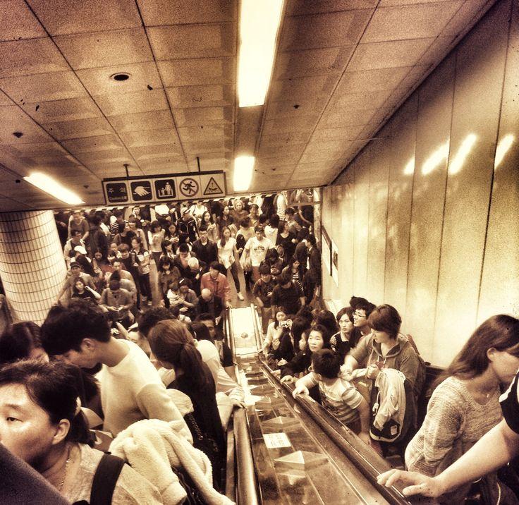 Seoul subway,,,
