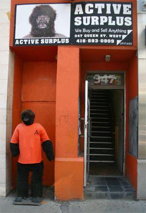 Active Surplus Electronics Storefront