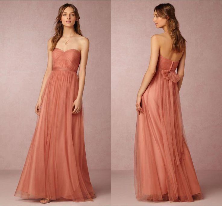 Mejores 260 imágenes de Bridesmaid Dress en Pinterest | Fiestas de ...