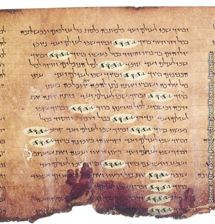 The Divine Name in the Hebrew Scriptures. Why is the name missing from many Bible translations? | Bible Teach  [Image: The Tetragrammaton appearing repeatedly in Psalms]