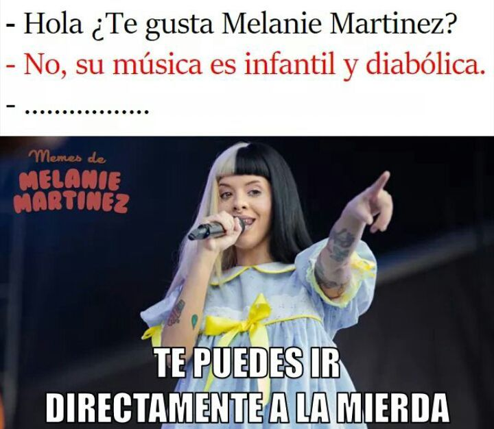 memes de melanie martinez