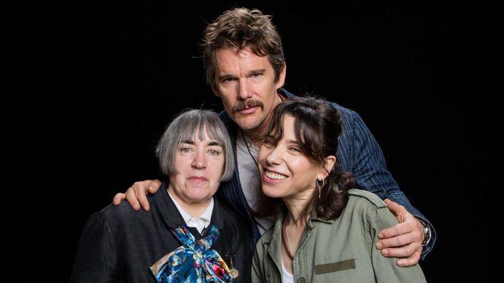 "Ethan Hawke, Sally Hawkins And Aisling Walsh Speak On Their Film ""Maudie"""