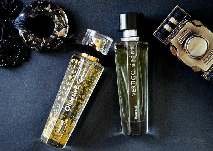 Dobre Dla Urody: Krople Luksusu Carlo Bossi Parfumes - linia perfum dla Niej i dla Niego