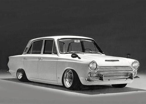 Ford Cortina MK1
