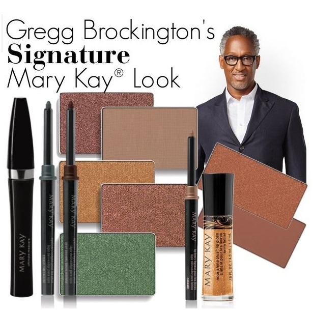 Introducing Mary Kay Global Makeup Artist Gregg Brockington. This New York native took what he learned in Parsons School of Design and Milan, Italy and has been making his mark  on the beauty world ever since. Learn more about Gregg and his signature Mary Kay look!                                                 https://www.marykay.com/serranoAG https://www.facebook.com/GailSerranoMaryKay Contact me today @ (347) 901-7101