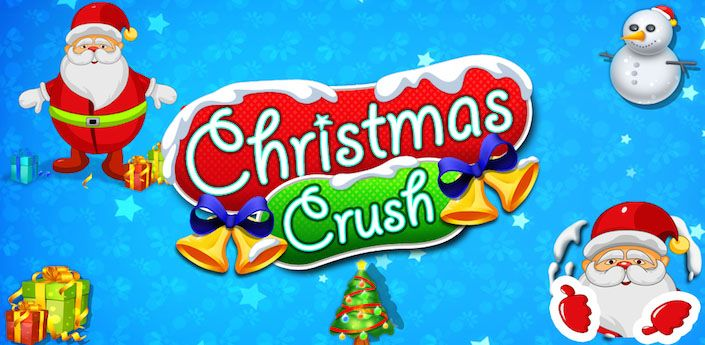 """Christmas Gift For You!! """"Christmas Crush"""" game on ios android and windows phone IOS links :-http://bit.ly/1tooG08 Android links :-http://bit.ly/13UHNdn Windowsphone:-http://bit.ly/114gMDp"""