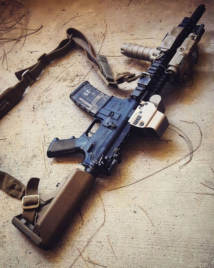 Official Mk 18 & CQBR Photo and Discussion Thread -