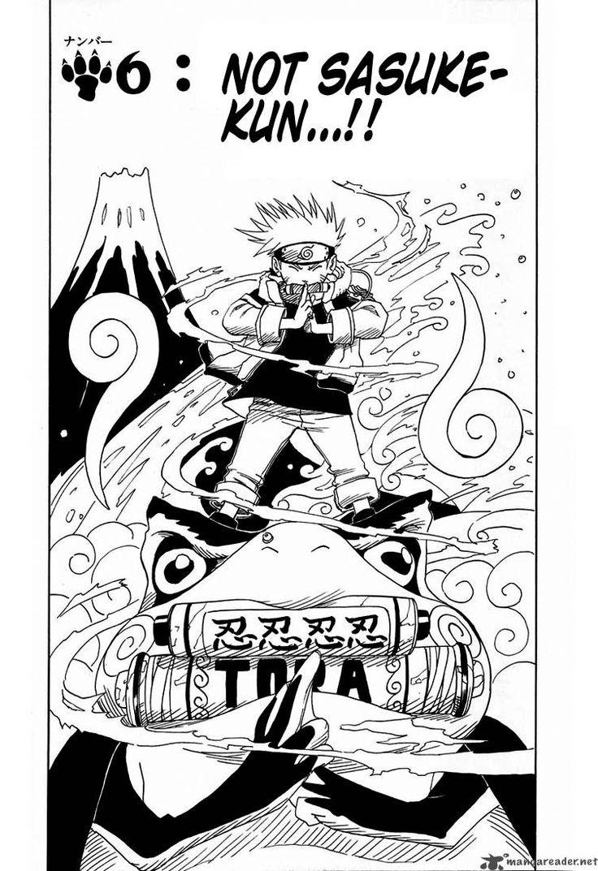 Naruto Ch.6 Page 2 - Mangago