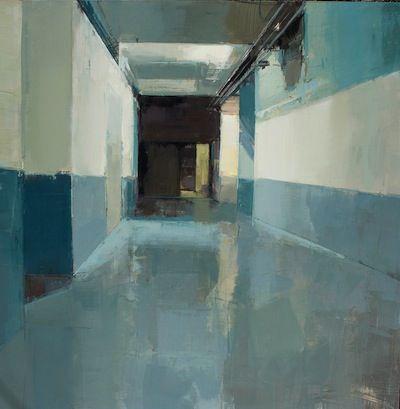 chelsea bentley james - seventh floor@Pghs Art