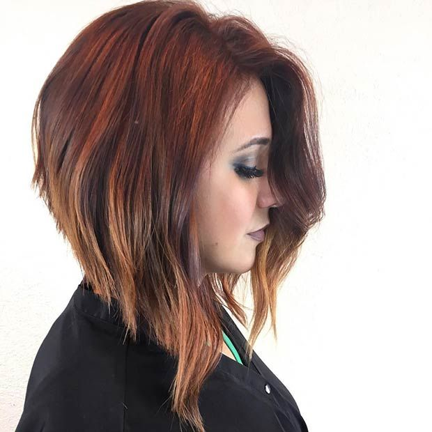 51 Gorgeous Long Bob Hairstyles Page 2 Of 5 Stayglam Long Bob Hairstyles Long Bob Haircuts Angled Bob Hairstyles